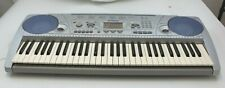 Yamaha Psr-275 Electronic 61-Touch Portable Keyboard with Adapter Works