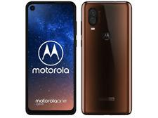 "Móvil - Motorola One Vision, Bronce, 128 GB, 4 GB RAM, 6.34"" Full HD+,"