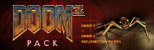Doom 3 Pack: Doom 3 + Doom 3: Resurrection of Evil (PC) [Steam]