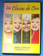 Serie tv Las chicas de oro (pregunta antes de comprar!!)