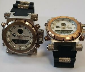 TWO INFANTRY WR30M SPORT SERIES 2013 WATCHES    NO BANDS