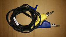 3M 78-8140-0370-9 Rev. B  Leads Blue & Yellow FOR 3M DYNATEL 965ASM or 965 DSP