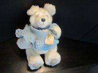 "barbara's originals teddy bear 18"" michelina grandma bear excellent condition"