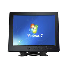 8 inch TFT LCD Color BNC HDMI Monitor Screen Video for PC Security Cam CCTV DVR
