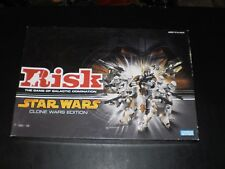 RISK STAR WARS CLONE WAR EDITION PARKER BROTHERS 2005