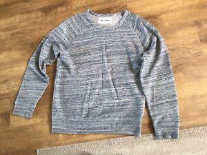 Our Legacy Grey/blue Sweatshirt Vgc 48 Medium