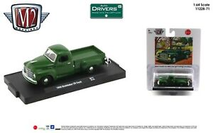 M2 Machines 1950 Studebaker 2R Truck Auto-Drivers R71 Limited Edition