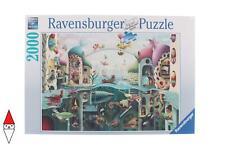 Ravensburger 16823 Puzzle da 2000 Pz. SE I Pesci potessero Camminare
