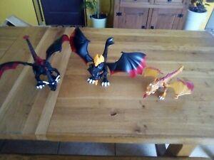 3 dragon playmobil