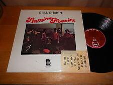 Flamin Groovies 70s ROCK DJ LP Still Shakin 1976 USA ISSUE