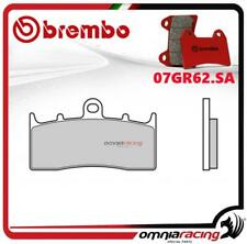 Brembo SA pastillas freno sinter fre BMW R1150GS adventure no abs 2002>2005