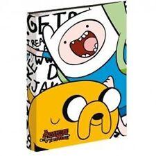 Official Adventure Time A4 - 4 Ring Binder Folder