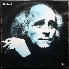 LEO FERRE LP 33T 30CM / BARCLAY 80.333 PANAME / LES TEMPS DIFFICILES