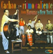 CACHAO Y SU RITMO CALIENTE - FROM HAVANA TO NEW YORK USED - VERY GOOD CD