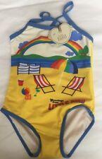 Little Bird By Jools Oliver Girls Swim Suit / Costume 9-12 Months  🌈🍄🌈🍄