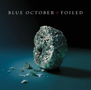 Blue October – Foiled CD Universal Records 2006 NEW/SEALED