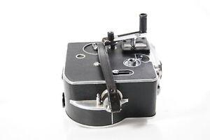 Bolex H16 Standard 16mm Movie Camera H-16 #756