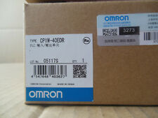 OMRON PLC CP1W-40EDR FREE EXPEDITED SHIPPING CP1W40EDR NEW