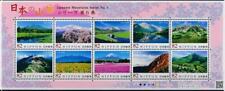 [G357487] Japan 2015 good Sheet very fine MNH