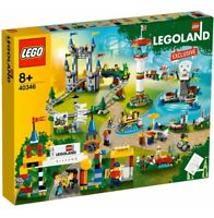 LEGOLAND Park Set Exclusive LEGO 40346 Brand New Sealed LEGO Sale 1336 Pcs