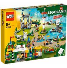 LEGOLAND Park SetExclusive LEGO 40346 Brand New Sealed Box US Seller 1336 Pcs
