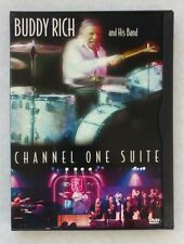 Buddy Rich and His Band - Channel One Suite (DVD, 2003) Jazz Drumming