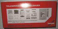 Herpa 084734 Teileservice Fahrerhaus MAN TGX XLX Euro 6c mit Windleitblechen HO