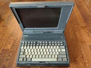 RARE Mitsubishi MP-2120 MP286L MP 286L IBM-Compatible Laptop Luggable Computer