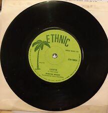WINSTON WRIGHT Lucifer Feel Good ETHNIC ETH1002 1974 Vinyl NM