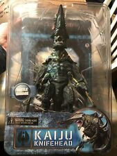 Pacific Rim Kaiju Knifehead Battle Damaged NIB