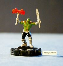 Marvel Heroclix Guardians of the Galaxy Primer Display 202 Drax the Destroyer