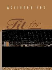 T** for Tat by Adrienne Fox (2014, Hardcover)