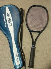 Yonex RQ 960 Wide Body tennis racket 4 5/8 new overgrip with case.VG condition.