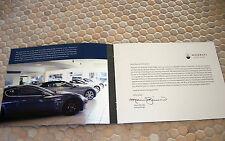 MASERATI GT S CONVERTIBLE SPORT MC-STRADALE SAN DIEGO DEALER SALES BROCHURE 2012