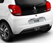 Peugeot (Genuine OE) 108 REAR BUMPER VENT 1 TAILPIPE LIGNE S