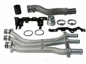 Engine Coolant Pipe Kit For 03-06 Porsche Cayenne S Turbo TZ86X8