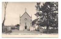 paray-le-monial la chapelle de notre-dame de romay