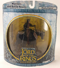 Lord of the Rings LOTR AOME Warriors & Beasts Mouth of Sauron MIB Figure FREE SH
