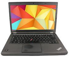 Lenovo ThinkPad T440p Core i5-4300M 2,6GHz 4GB 500Gb DVD-RW 1600x900 Webcam FPr