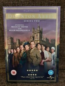 Downton Abbey: Series 2 - 4-Disc Set, DVD - Very Good Condition