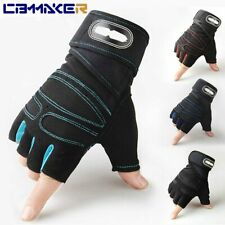 Cycling Gym Gloves Fitness Weight Lifting Gloves Body Building Training Exercise