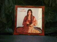 """Crystal Gayle - Crystal  LP Vinyl Record 12"""" 33rpm-Used-Original Poster Included"""