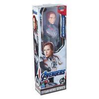 NEW Marvel Avengers Endgame Black Widow Figure Titan Hero Series hasbro toy mcu