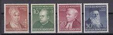 Postfrische Briefmarken aus der BRD (1948-1954) mit Geschichts-Motiv