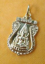 Fashion Women Charm Jewellery Authentic Thai Buddhist Amulet Pendant Lucky Love1