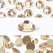 1440 Swarovski 2088 12ss wholesale crystal flatback rhinestones ss12 SILK (391)