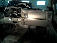Dash Panel Without Custom Floor Console Fits 04 AVALANCHE 1500 363838