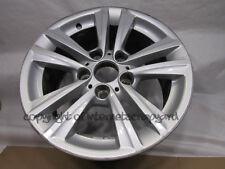 "Original BMW F30 F35 3 series 16"" Alloy wheel alloys x1 7.5Jx16 H2 6866304 #42"