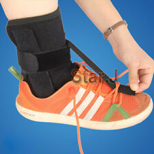 Foot Drop Orthotics Ankle Eversion Varus Splint Support Brace Strephenopodia