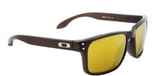 Oakley Holbrook OO9244-05 Matte Rootbeer/24K Iridium Asian Fit Men's Sunglasses